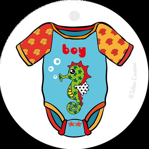 BOY - Popart - set van 5 kaarten