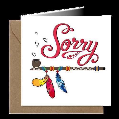 Sorry - Primo wenskaarten