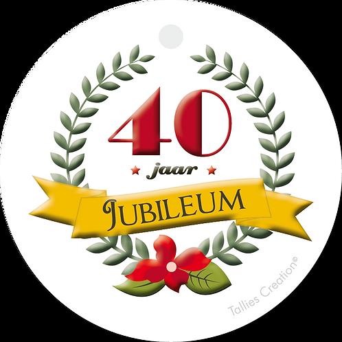 Jubileum 40 jaar - Primo - set van 5 kaarten