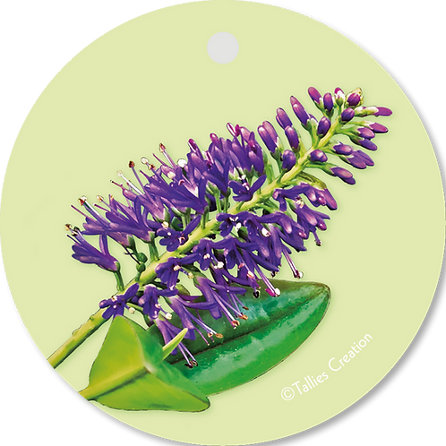 Blanco A - Flowerpower - set van 5 kaarten