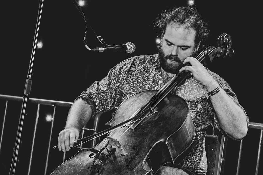 Jordan Price Williams Cello Folk Welsh Wales Music