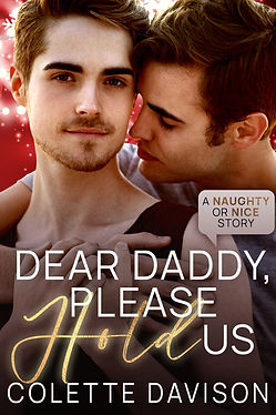 Cover for Dear Daddy, Please Hold Us