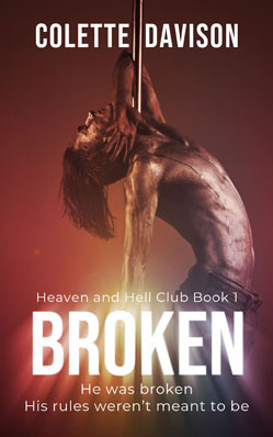 Broken (Heaven and Hell Club Book 1)