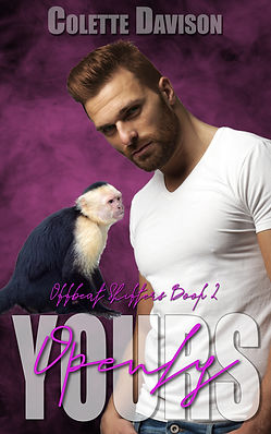 Cover for Openly Yours
