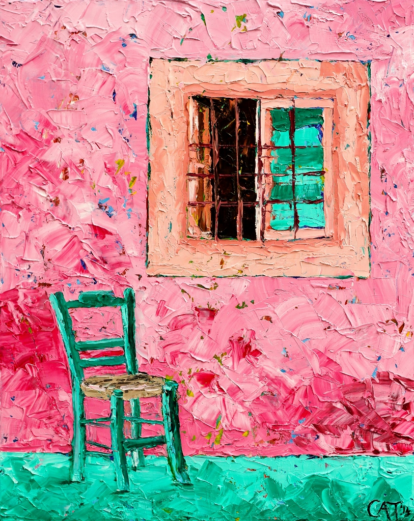 The Pink Wall