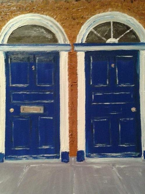Limerick Georgian Doors,  Catherine Street