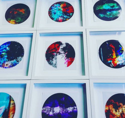 Abstract Photography circles