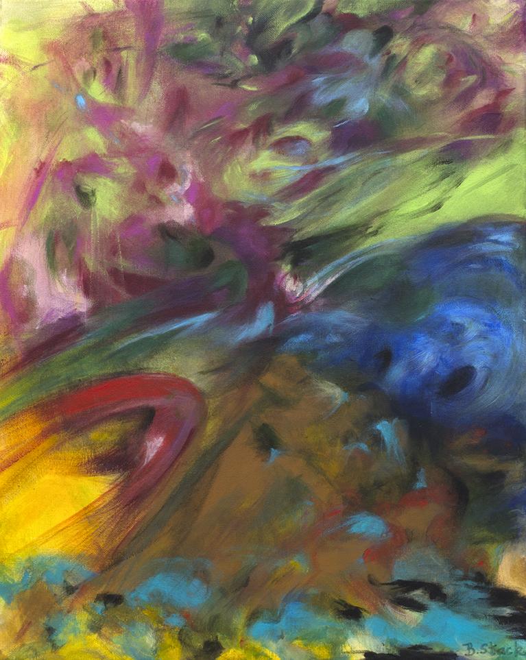 Soul Meets (50 x 40 cm)