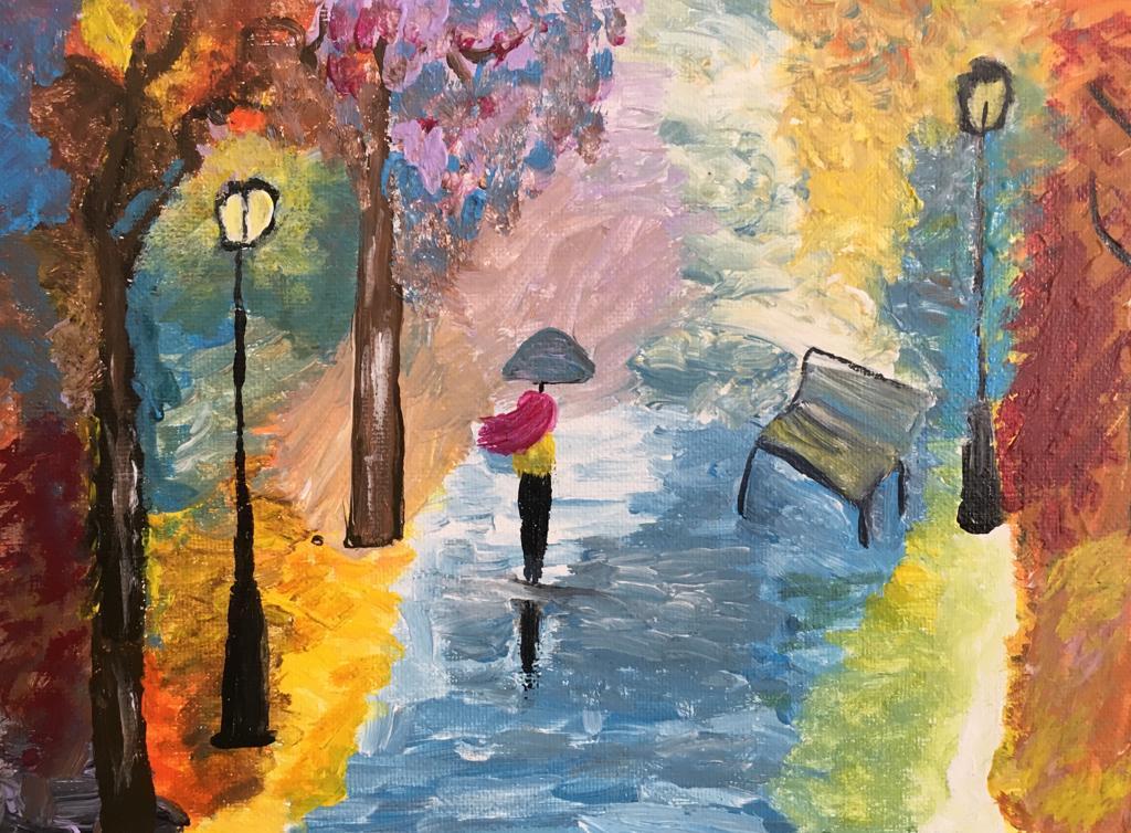 Emma and the mistery park