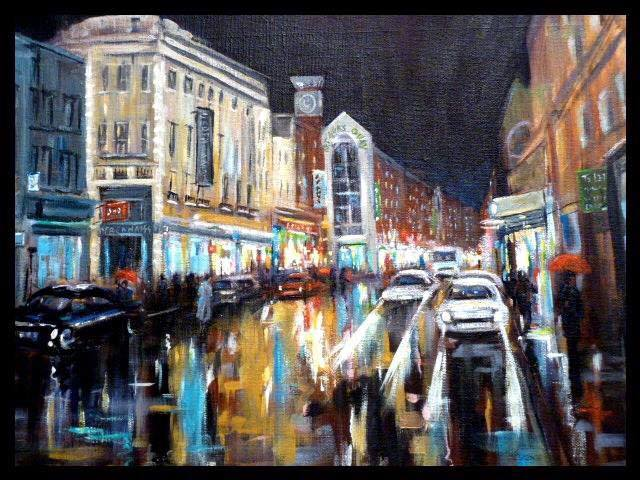 Limerick Nightlife, Denise Coppola