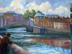 Limerick Quays, Denise Coppola