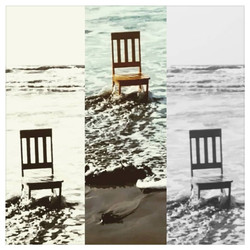 The chair and it's Sea