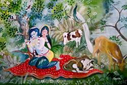 My Dream Around Vrindavan