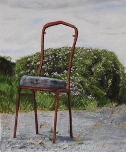 A Single Chair