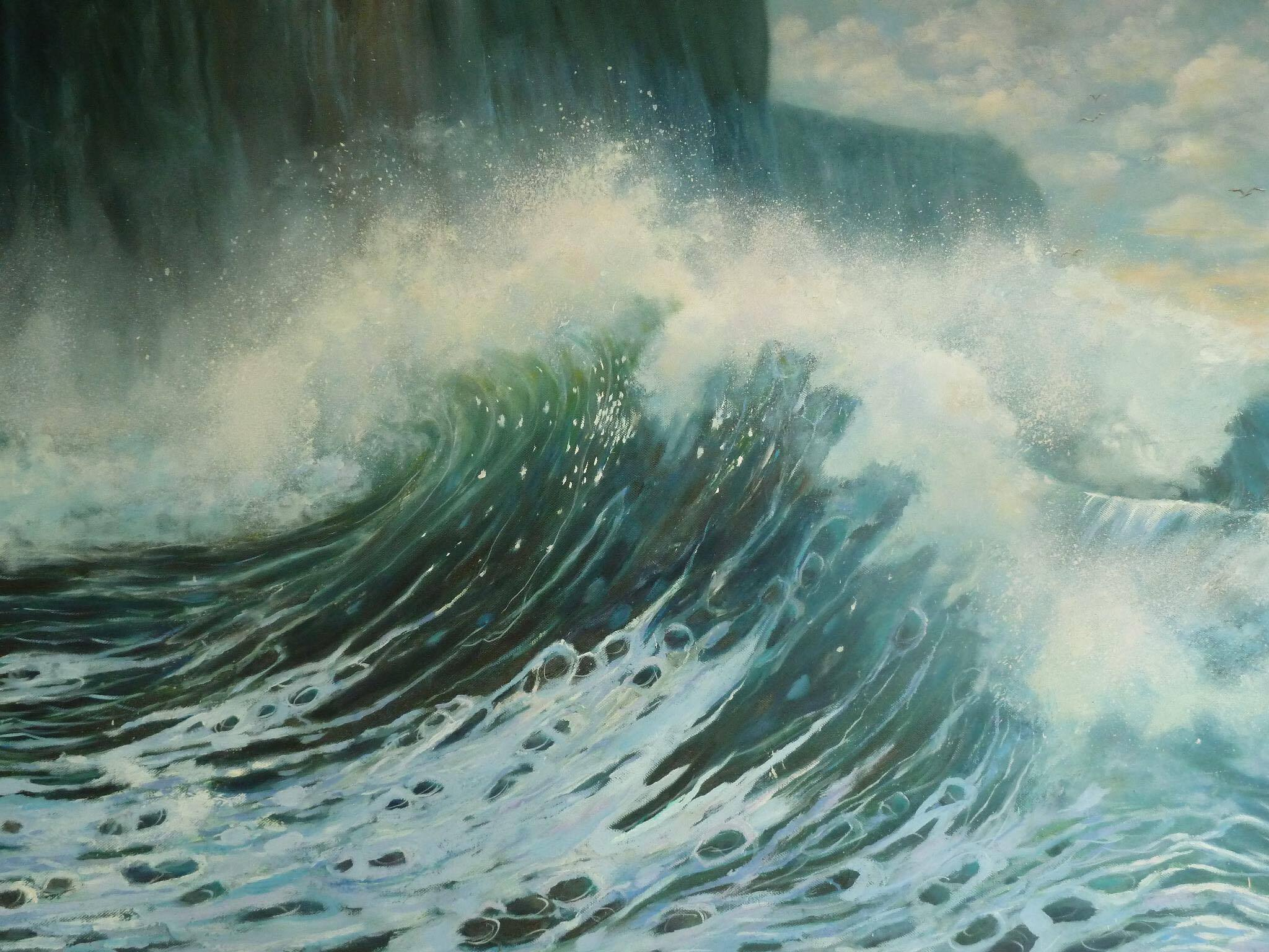 Atlantic Wave, Denise Coppola
