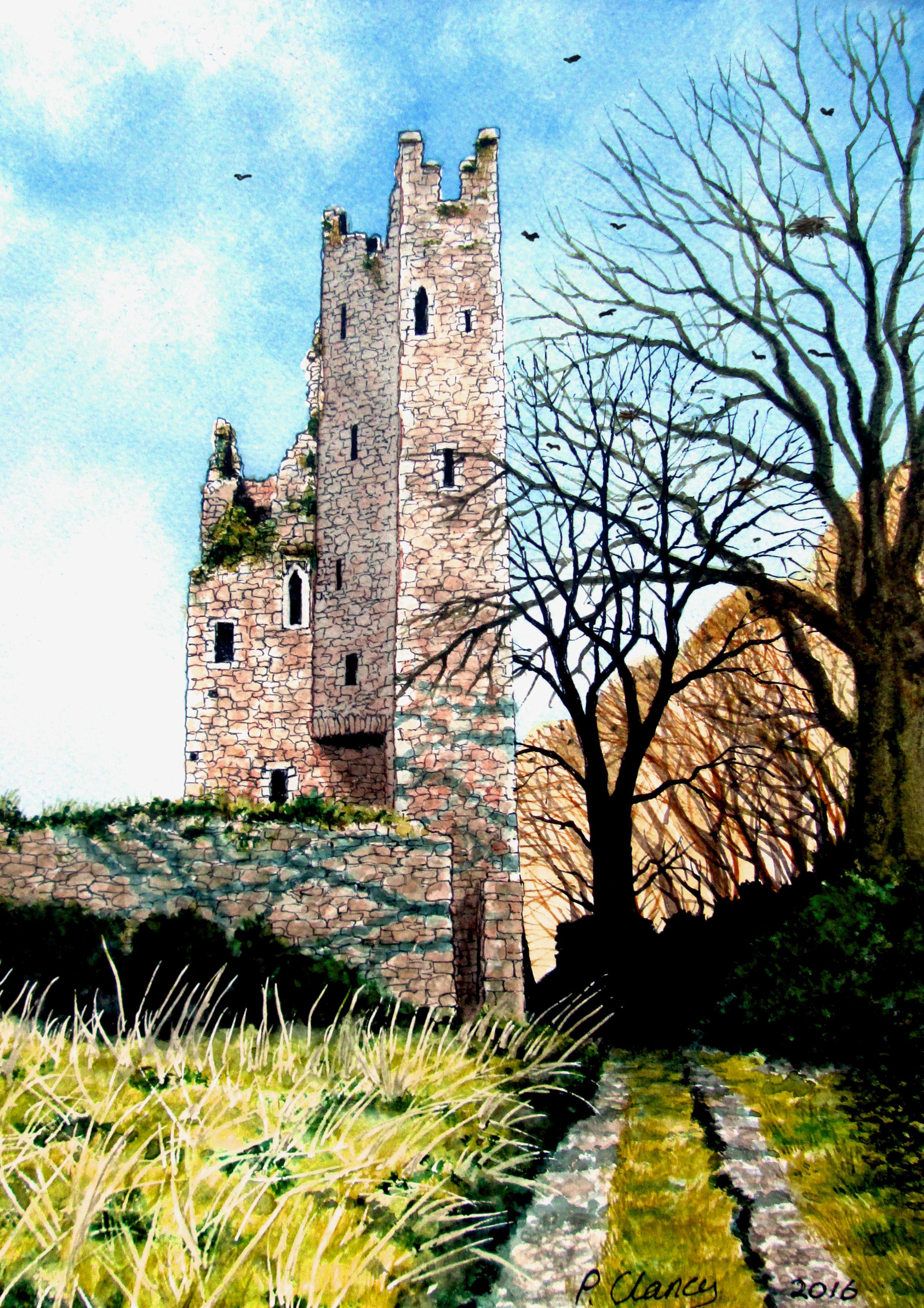 Ballingarry castle