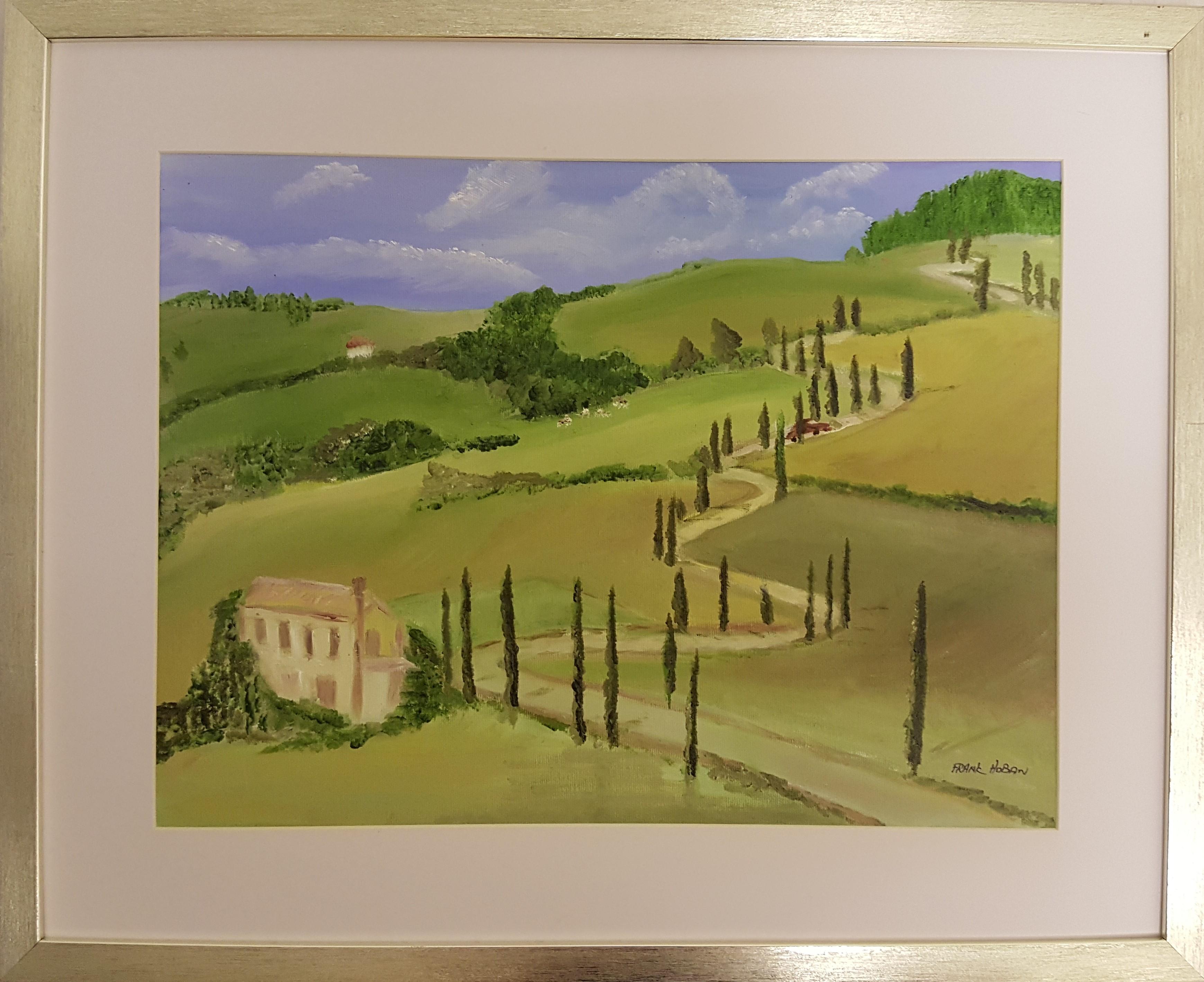 Tuscan Drive - Frank Hoban