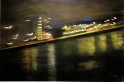 Limerick City at night 1