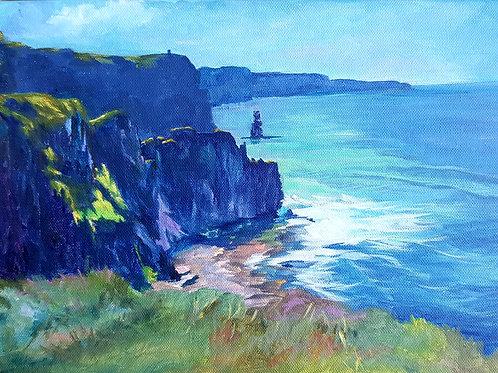 Cliffs of Moher, Wild Atlantic Way