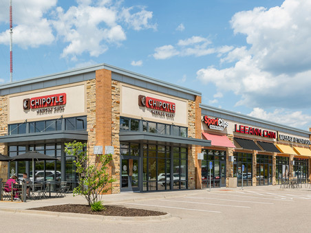Shoreview Retail + Trader Joe's