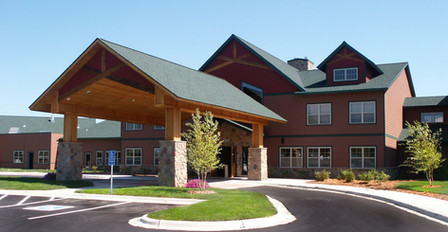 The Lodge at Brainerd Lake