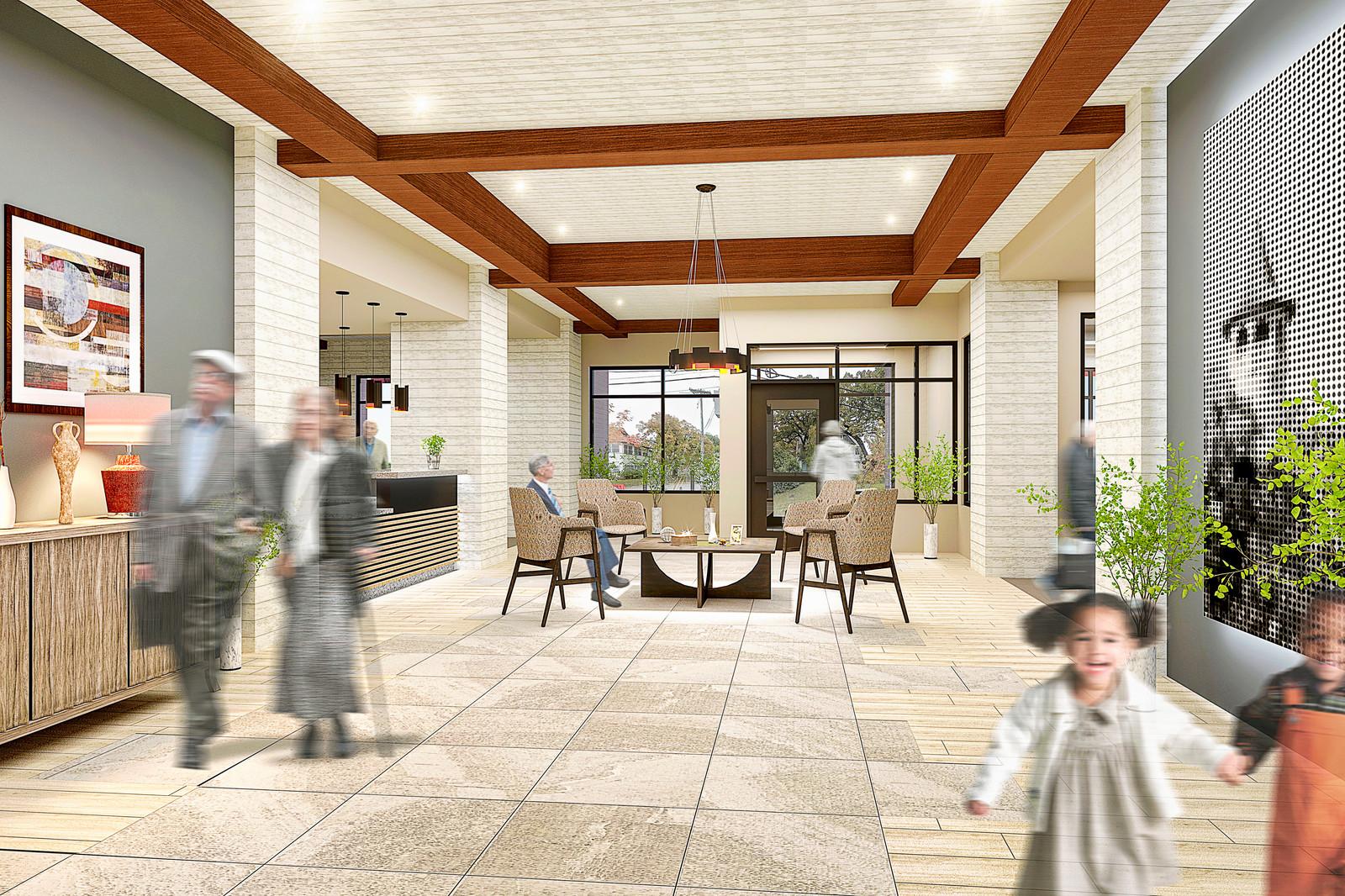 Senior Living Tushie Montgomery Architects Minnapolis