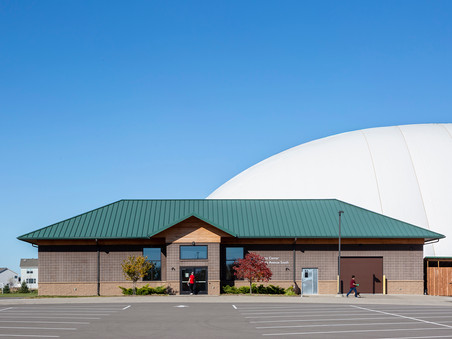 Savage Sports Dome