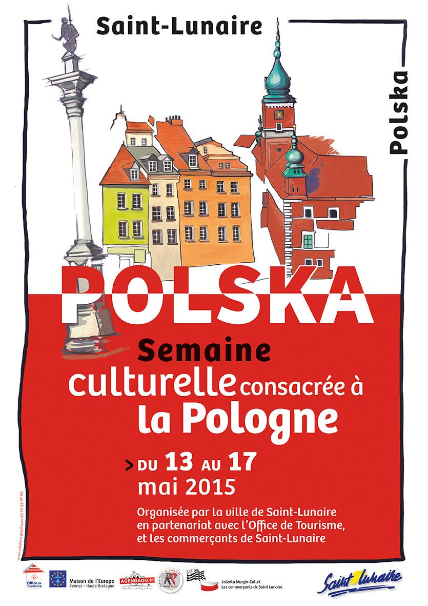 Affiche Pologne