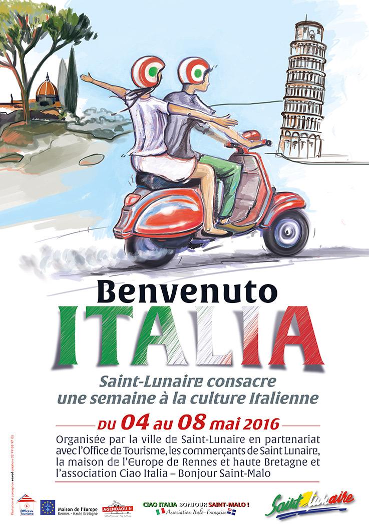 affiche-Italie-saint-Lunaire