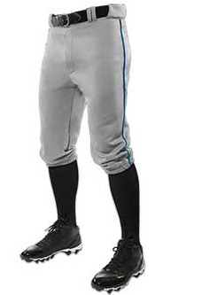 Champro Knicker Piped Pant Youth $19.95 Adult $24.95