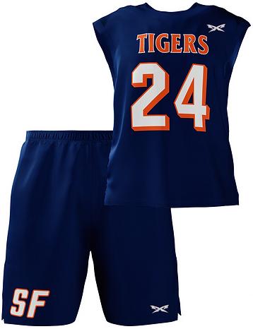 Lacrosse Uniform Set Vest Tigers.png