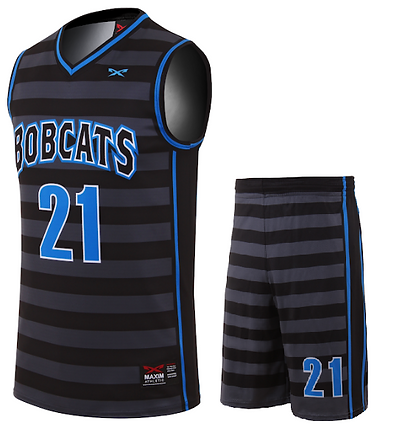 BOBCAT BASKETBALL UNIFORM