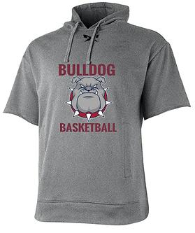 Shooting Hoodie Bulldog