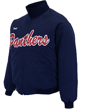 BASEBALL JACKET- FLEECE LINED