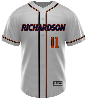 RICHARDSON PRO SELECT FULL BUTTON TACKLE TWILL JERSEY