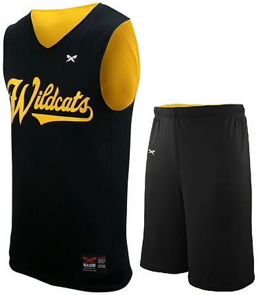 WILDCAT BASKETBALL UNIFORM