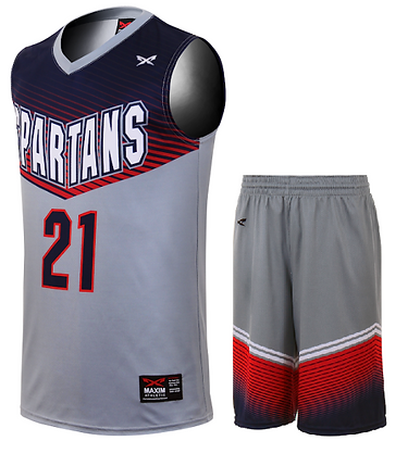 SURGE BASKETBALL UNIFORM