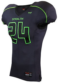 STEALTH FOOTBALL JERSEY