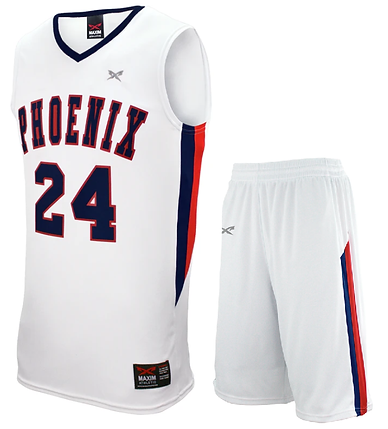 PHOENIX BASKETBALL UNIFORM