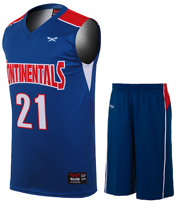 EURO BASKETBALL UNIFORM