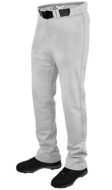 Maxim Youth Power Baseball Pant Gray
