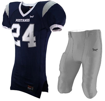 HORNET FOOTBALL UNIFORM