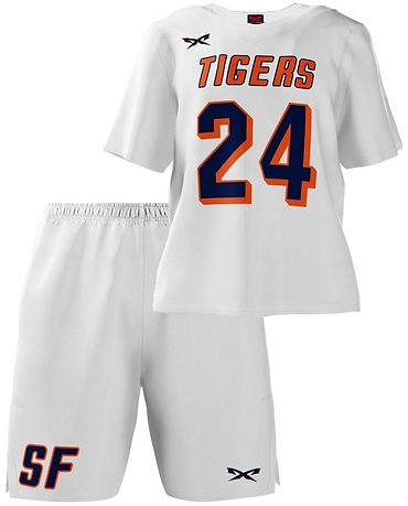 TACKLE TWILL FULL BUTTON UP JERSEY SET
