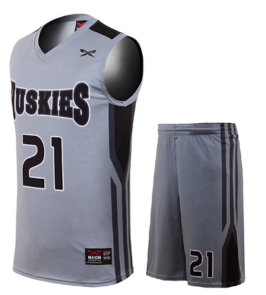 HUSKIES BASKETBALL UNIFORM