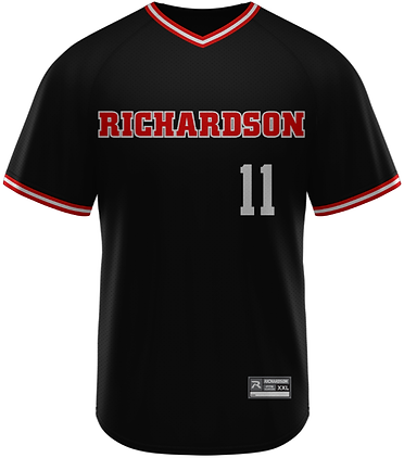 RICHARDSON PRO SELECT V-NECK TACKLE TWILL JERSEY