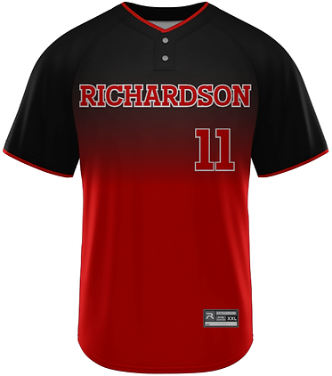 RICHARDSON PRO SELECT 2-BUTTON SUBLIMATED JERSEY