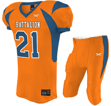 HERCULES FOOTBALL UNIFORM