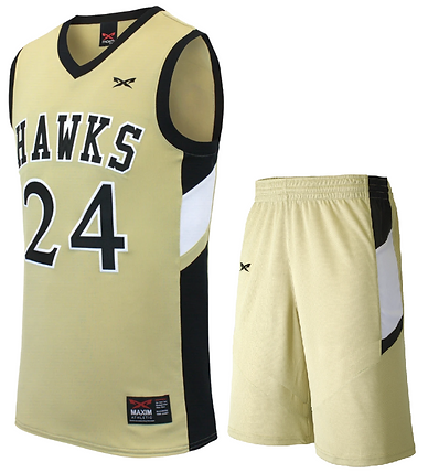 HAWK BASKETBALL UNIFORM