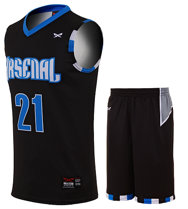 ARSENAL BASKETBALL UNIFORM