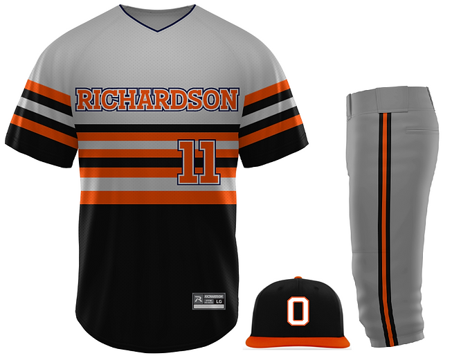 PRO SELECT SUBLIMATED UNIFORM PACKAGE